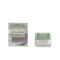 MASCARILLA ARCILLA VERDE PURIFICA Y MATIFICA 50ML
