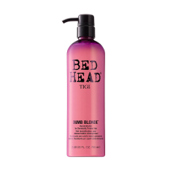 BED HEAD DUMB BLONDE RECONSTRUCTOR FOR CHEMICALLY TREATED HAIR 750ML