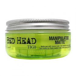 BED HEAD MANIPULATOR MATTE WAX 57GR