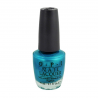 NAIL LACQUER NLB54 TEAL THE COWS COME HOME