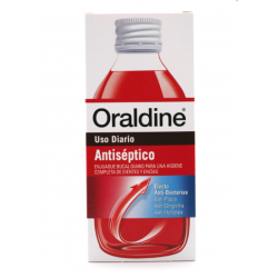 ORALDINE ANTISEPTICO BUCAL 200ML