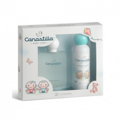CANASTILLA EDT 100ML + SOAP LIQUID