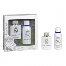 REAL MADRID EDT 100ML + BODY 150ML
