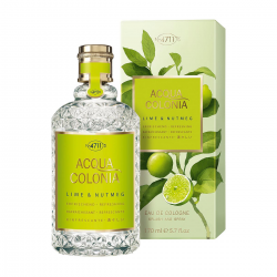 ACQUA KOLONIE LIME NUTMEG NATURAL VERSTUIVEN EDC 170ML