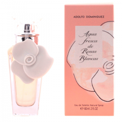 AGUA FRESCA DE ROSAS BLANCAS EDT 60ML SPRAY