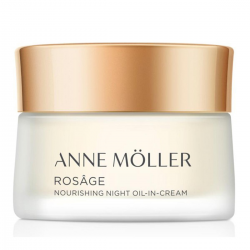 ROSAGE NIGHT ACEITE IN CREMA 50ML