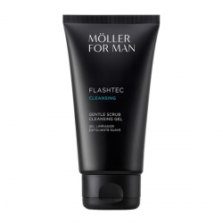 FOR MAN FLASHTEC CLEANSING GEL 125ML