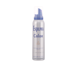 FOAM COLOR PLATA 150ML