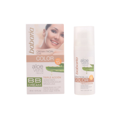 ALOE VERA COLOR BB CREMA SPF15 50ML