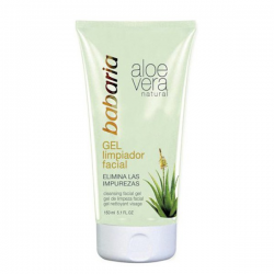 ALOE VERA GEL LIMPIADOR FACIAL 150ML