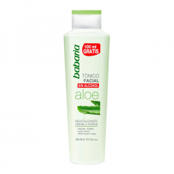 ALOE VERA TONICO 200ML SIN ALCOHOL + 100ML