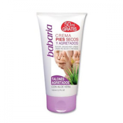 CREMA PIES SECOS Y AGRIETADOS ALOE 150ML