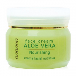 CREAM FACE NOURISHING ALOE VERA 50ML