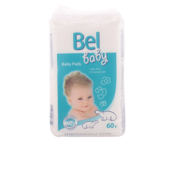 BABY COTTON PADS BEBE 60 UNITS