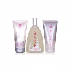CLASICA EDT 150ML + GEL EXFOLIANTE 150ML + LOCION CORPORAL 150ML