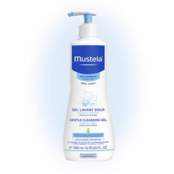 MUSTELA GEL BODY AND HAIR SKIN NORMAL 200ML