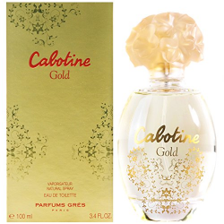 CABOTINE VAN GRES EDT GOLD EDT 100ML