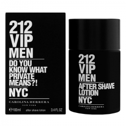 212 VIP MEN LOCION AFTER SHAVE 100ML