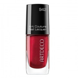 ART COUTURE NAIL LACQUER 942-VENETIAN RED 10ML