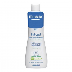 MUSTELA BABYGEL SKIN NORMAL GEL 200ML