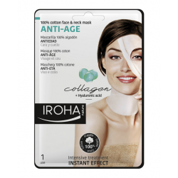 ALGODON MASK FACE NECK COLLAGEN-ANTIAGE