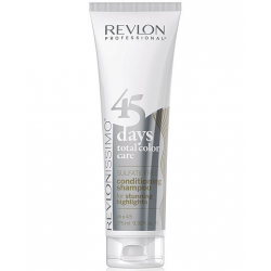 45 DAGEN VOOR VERZORGENDE SHAMPOO BEDWELMEN HIGH LIGHTS 275ML
