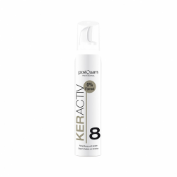 KERACTIV FIXING MOUSSE WITH KERATIN 300ML
