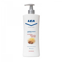 LEA SKIN CARE CORPORAL LOTION WITH ARGAN OIL DRY SKIN 400ML