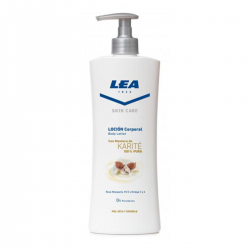 LEES SKIN CARE BODY LOTION MET SHEA BUTTER EEN DROGE HUID 400ML