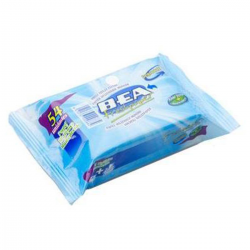 LEA BEA FRESH WET TOWELS FAMILY PACK 54 UNITS