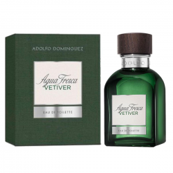 ADOLFO DOMINGUEZ AGUA FRESCA VETIVER EDT 60ML