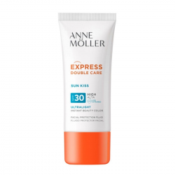 ANNE MOLLER EXPRESS DOUBLE FACE SUN KISS SPF30 ULTRALIGHT FLUID 50ML