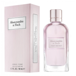 ABERCROMBIE FITCH FRAU FIRST INSTINCT 50ML EDP