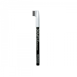 BOURJOIS SOURCIL PRECISION PENCIL FOR EYEBROWS 01 NOIR ABENE