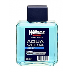 AQUA VELVA AFTER SHAVE LOTION 400ML