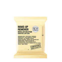 MAKE-UP REMOVER MICELLAR SOLUTION DRY SKIN 20 UNIDADES