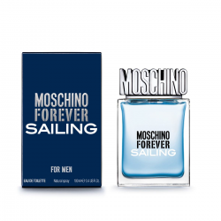 MOSCHINO FOREVER SAILING EDT SPRAY 100ML