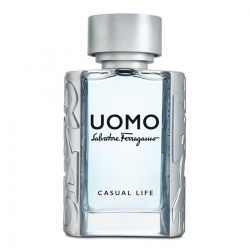SALVATORE FERRAGAMO UOMO CASUAL LIFE EDT 50ML SPRAY