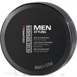DUALSENSES DRY STYLING WAX FOR MEN 50ML