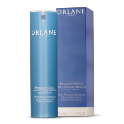ORLANE DETOX ANTI-FATIGUE ABSOLU EMULSION 50ML