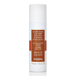 SISLEY SUPER SOIN SOLAIRE YOUTH PROTECTOR SPF15 ACEITE CORPORAL ACEITE CORPORAL 150ML