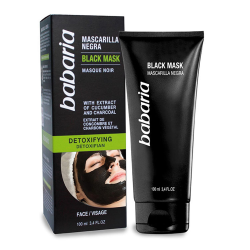 BABARIA BLACK MASK DETOXIFYING 100ML