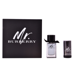MR BURBERRY EDT 100ML SPRAY + DESODORANTE STICK 75GR