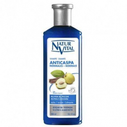NORMAL HAIR ANTISPA CHAMPU 300ML + 100ML