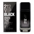 CAROLINA HERRERA 212 VIP BLACK EDP 100ML SPRAY