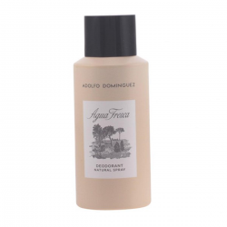 ADOLFO DOMINGUEZ FRESH WATER DEODORANT 150ML SPRAY
