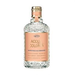 4711 ACQUA COLONIA WHITE PEACH EN CORIANDER EDC SPRAY 170ML