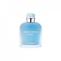 DOLCE AND GABBANA LIGHT BLUE POUR HOMME INTENSE EDP SPRAY 200ML