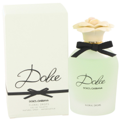 DOLCE FLORAL DROPS EDT SPRAY 50ML