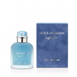 DG LIGHT BLUE EAU INTENSE POUR HOMME EDP 50ML